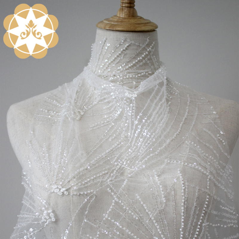 Winsunemb facric bridal lace by the yard shop now for apparel-1