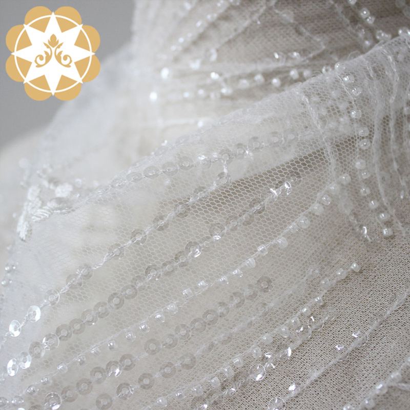 Winsunemb facric bridal lace by the yard shop now for apparel-4