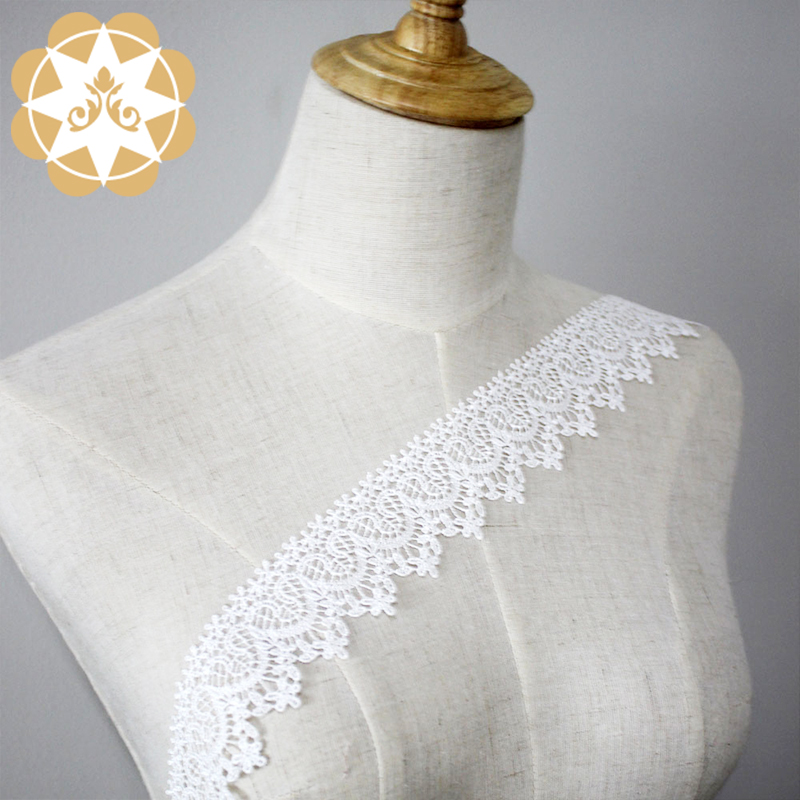 eco-Friendly lace trim by the yard pretty order now for lingerie-4