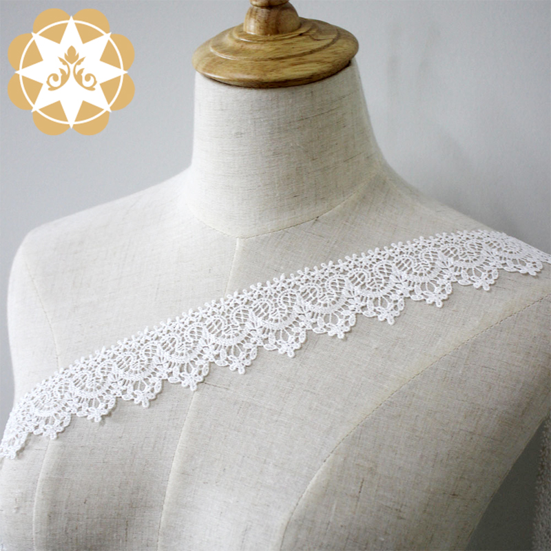 eco-Friendly lace trim by the yard pretty order now for lingerie-3