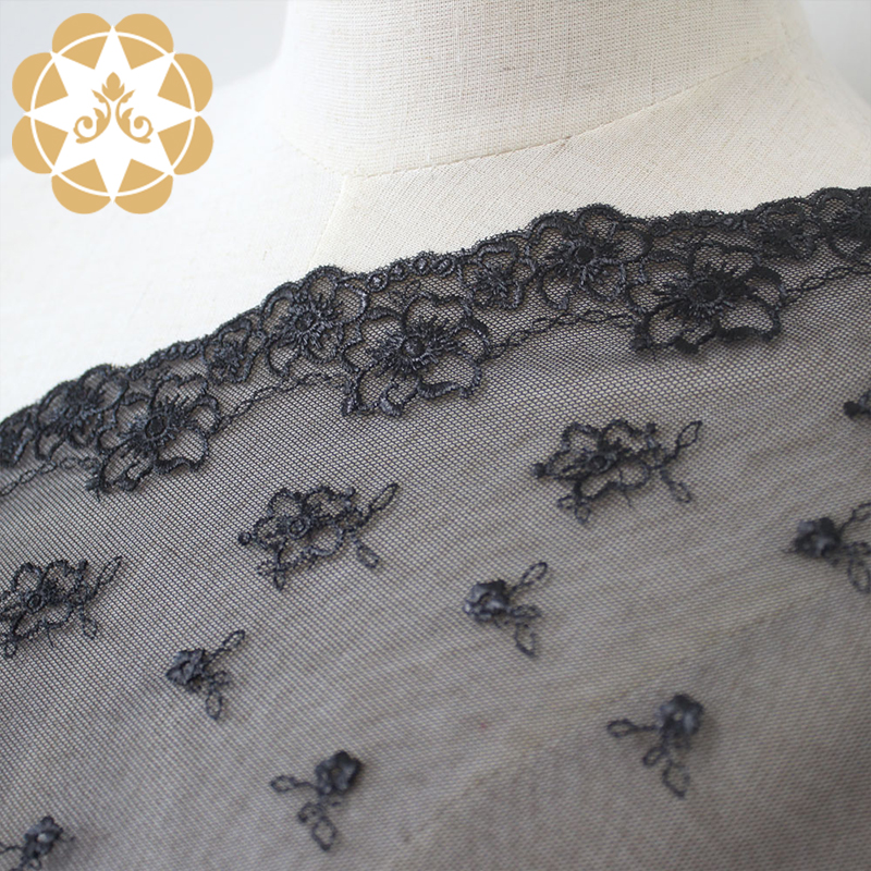 Winsunemb soft stretch lace fabric order now for apparel-4