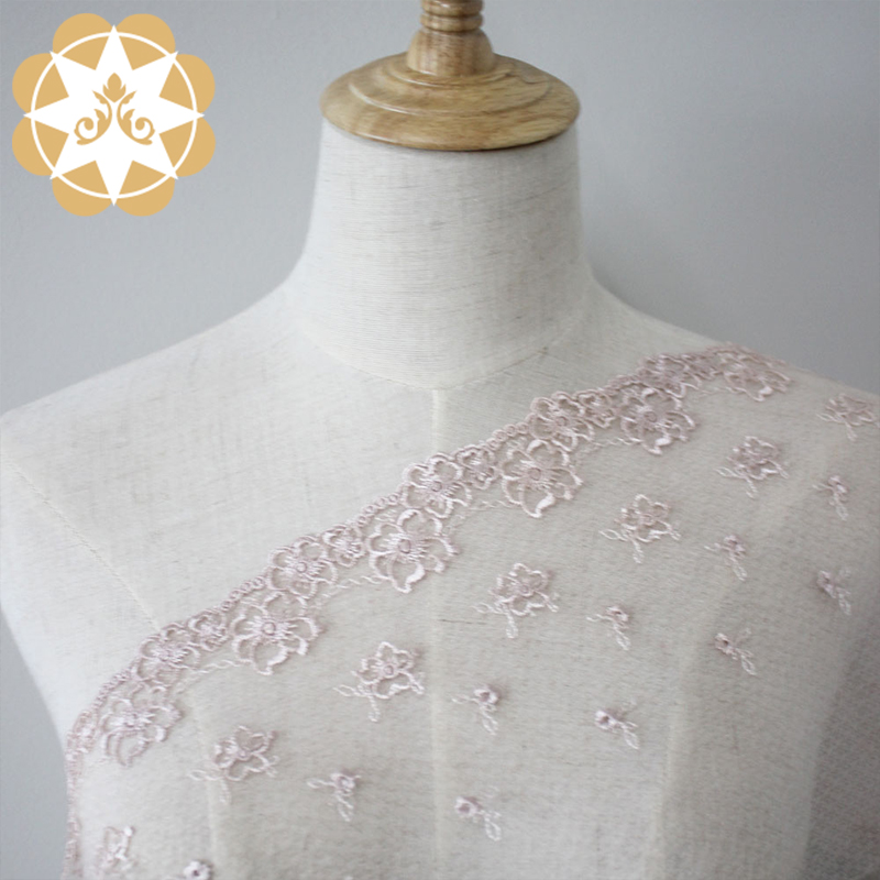 Winsunemb soft stretch lace fabric order now for apparel-5
