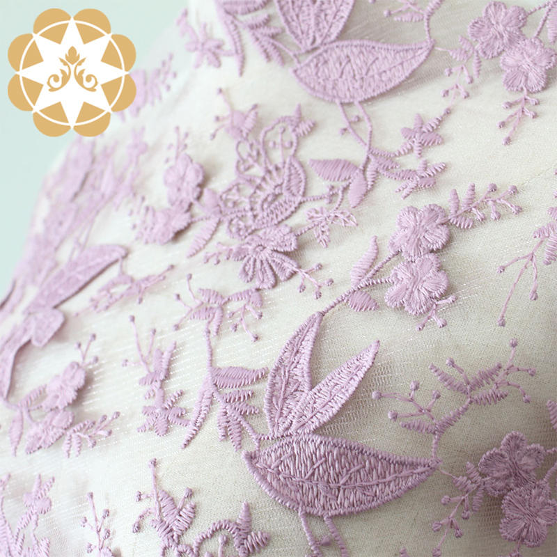 Winsunemb beaded lace fabric order now for underwear