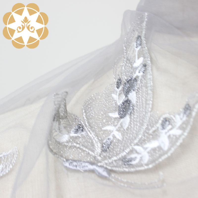 Winsunemb bridal lace fabric online for apparel-4