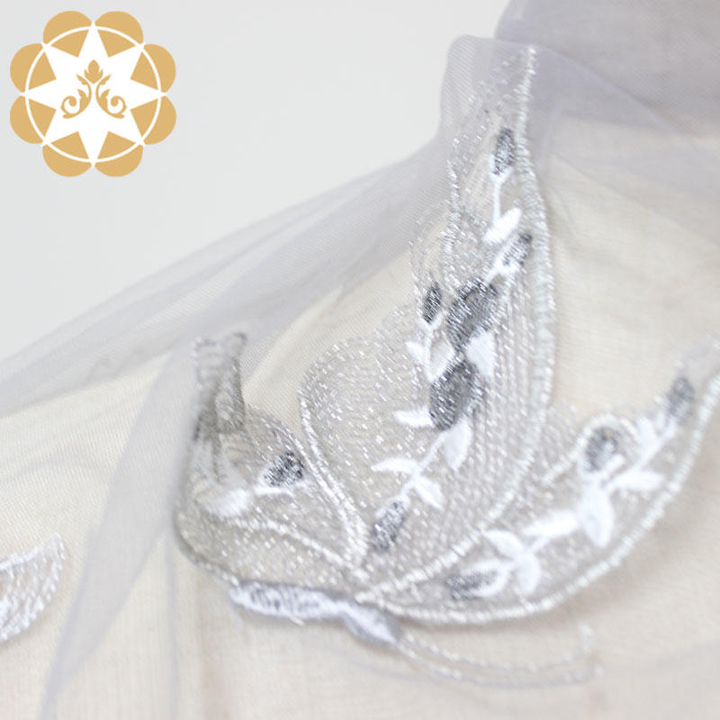 Winsunemb bridal lace fabric online for apparel