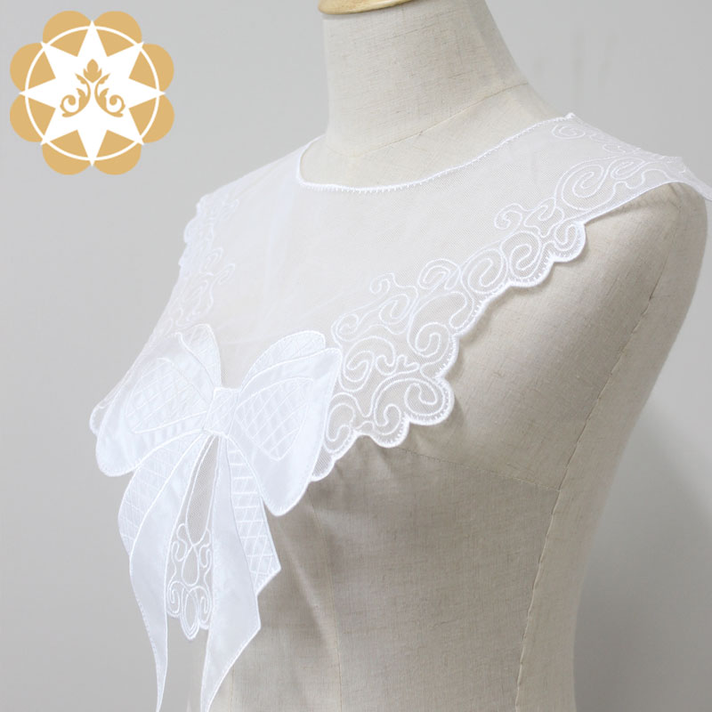 Winsunemb price embroidery lace motif wholesale for Lingerie-2
