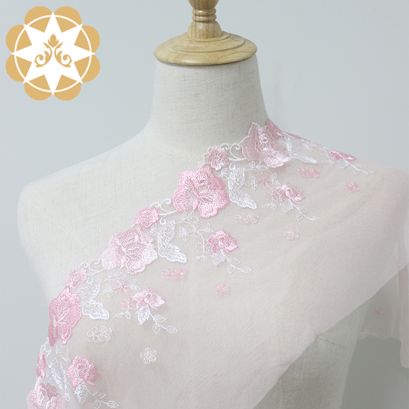 soft Embroidery Lace Trimming gifts shop now for bedclothes-1
