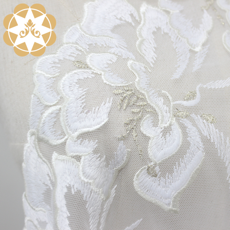 Winsunemb robes stretch lace trim for manufacturer for bedclothes-5