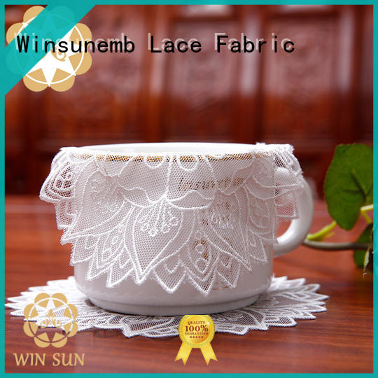 superb lace placemats lace for manufacturer for end table