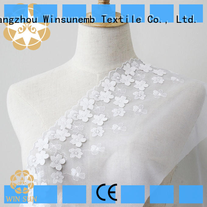different color Embroidery Lace Fabric lingeries grab now for underwear