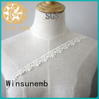 exquisite stretch lace trim silk order now for lingerie