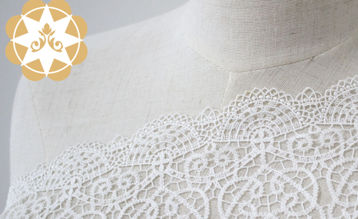 Winsunemb much stretch lace fabric producer for bedclothes-2
