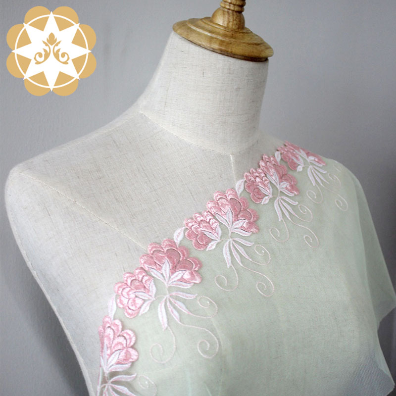 Winsunemb -Find Polyester Embroidery Lace Bright Flowers For Lingerie Wholesale