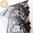 Embroidery lace High Quality evening clothing Lingerie Lace