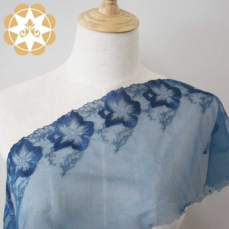 elegant lace for sale childrens in china for apparel-1