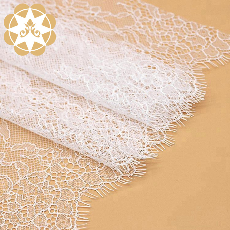mesh Embroidery Lace Fabric order now for apparel-4
