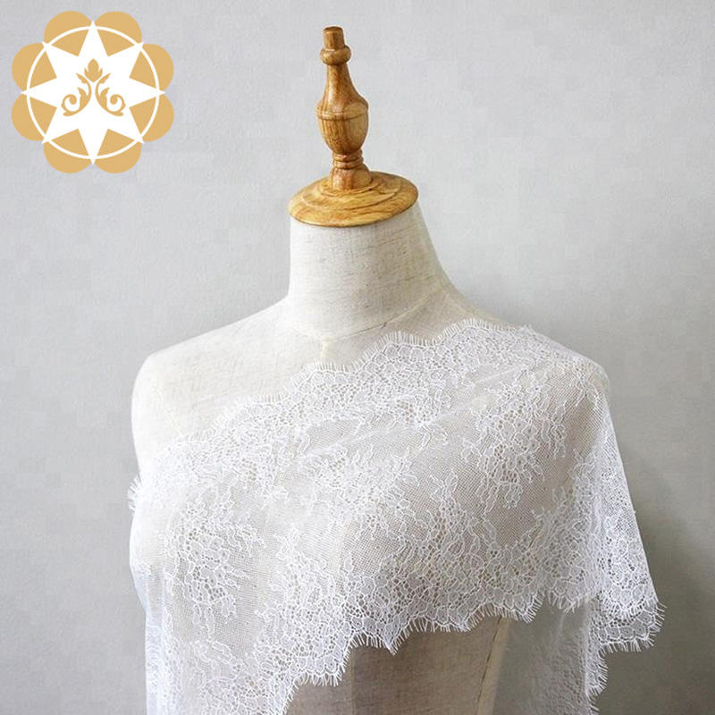Embroidery Lace  for Lingeries or bridal gowns 100%nylon