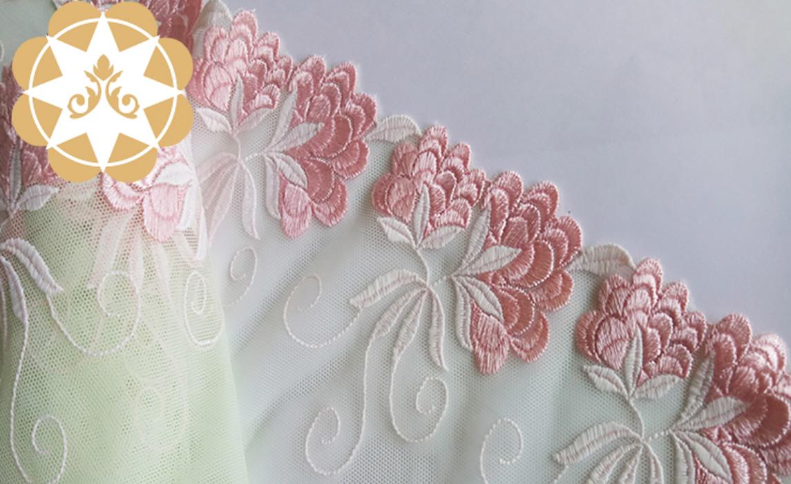 Winsunemb -Black Lace Material lace Fabric Online On Winsunemb Lace Fabric-1
