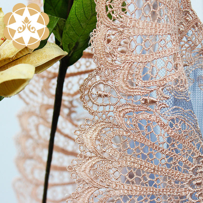 Embroidery tulle lace Lingerie Lace Europe Crown pattern