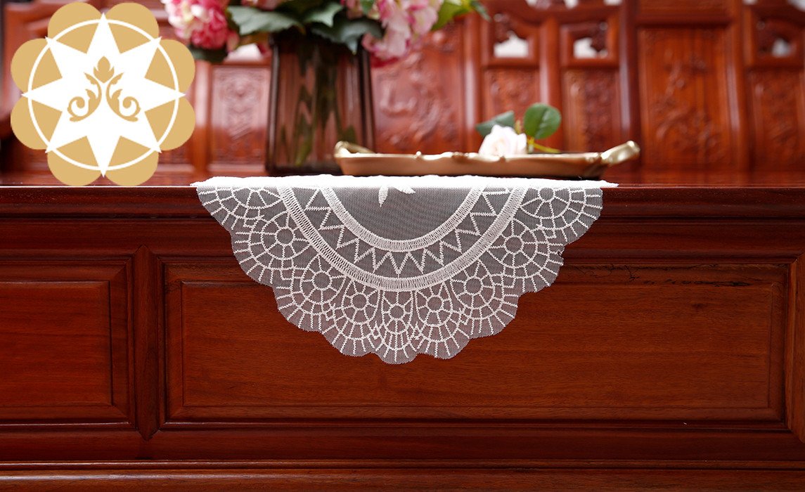 Winsunemb -Find Large Lace Doilies Lace Doilies From Winsunemb Lace Fabric-1