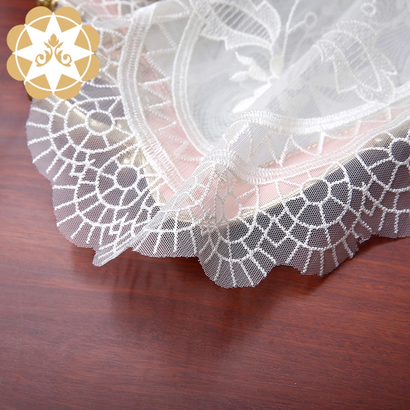 Winsunemb superior lace doilies bulk for sideboards-5