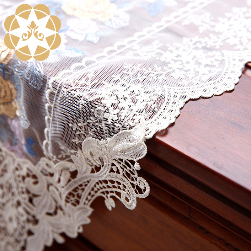 competitive price lace table runners wedding table runner order now for sideboards-4