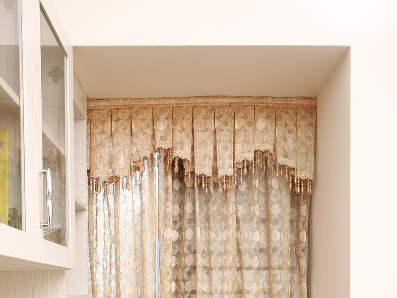Embroidery Curtains makes a room standout