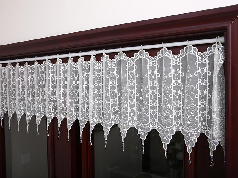 Short Window Curtains perfect for living room or kitchen