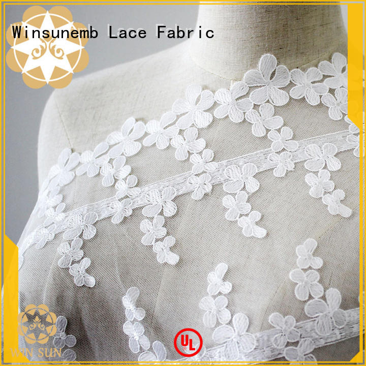 Winsunemb guipure lace fabric grab now for underwear
