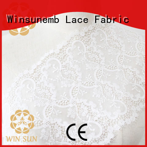 clothing lace fabric wholesale for underwear