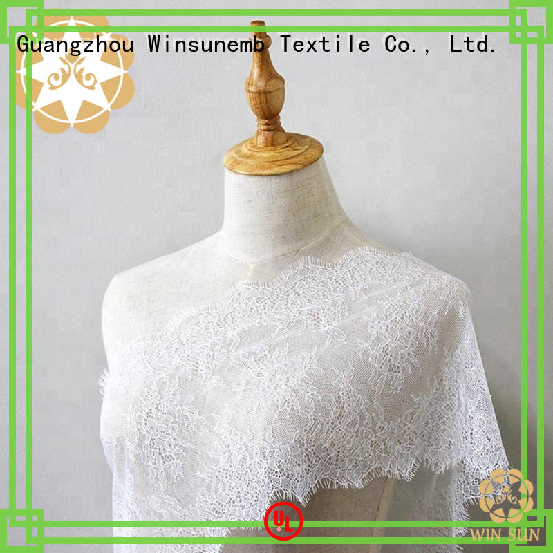 Winsunemb french luxury lace grab now for apparel