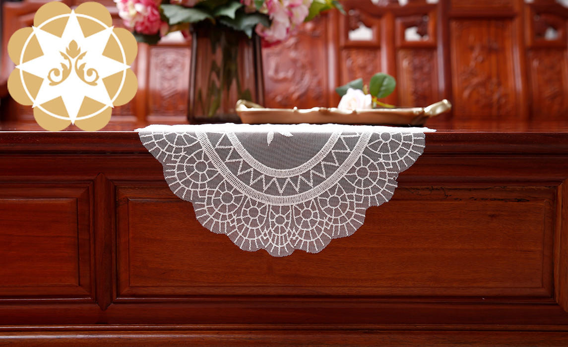 Winsunemb superior lace doilies bulk for sideboards-2