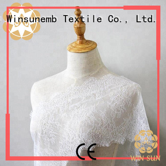 professional lace fabric colour for manufacturer for underwear