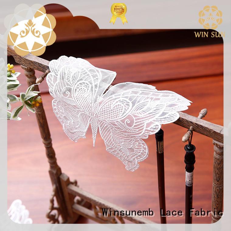 Winsunemb oval lace doilies bulk vendor for end table