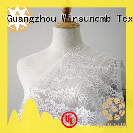 Winsunemb professional lace by the yard grab now for apparel