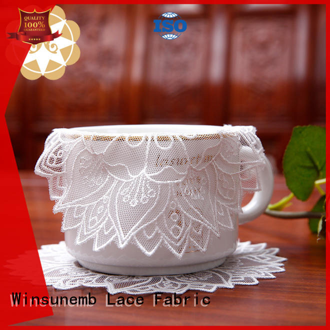 superior lace paper for end table Winsunemb