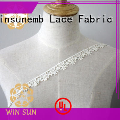 high-end Embroidery Lace Trimming blue grab now for DIY
