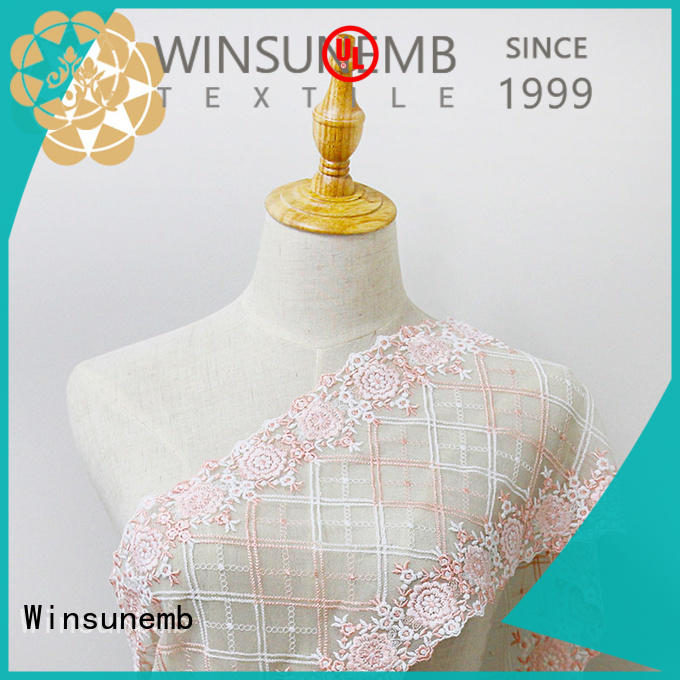 lace fabric online style for apparel Winsunemb
