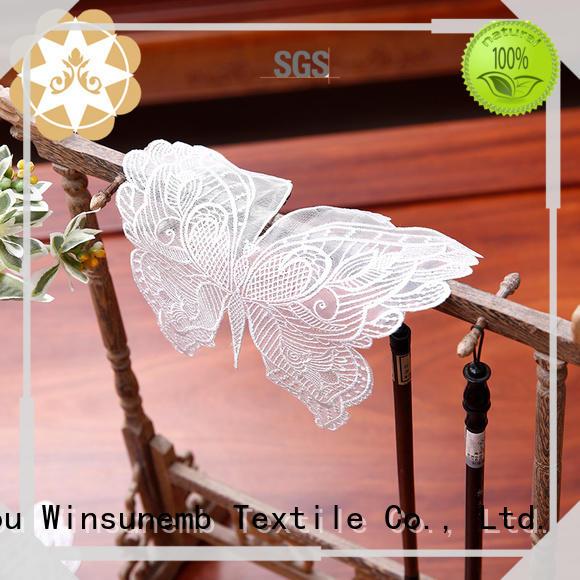 lotus butterflyshaped lace doilies beautiful Winsunemb