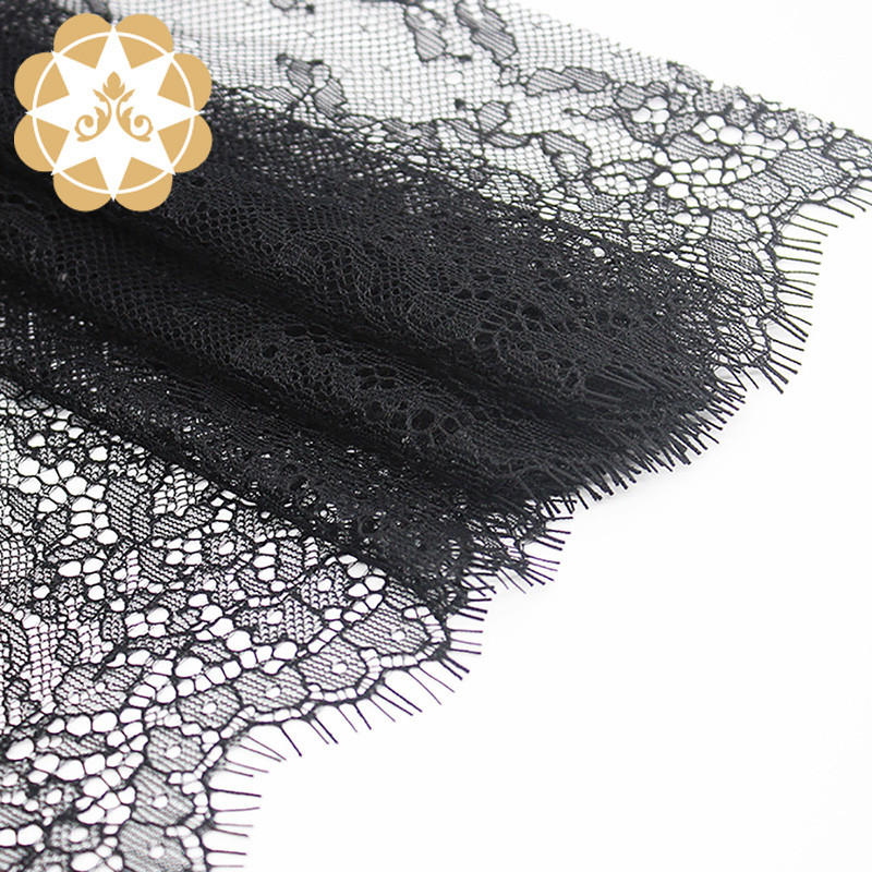 mesh Embroidery Lace Fabric order now for apparel-3