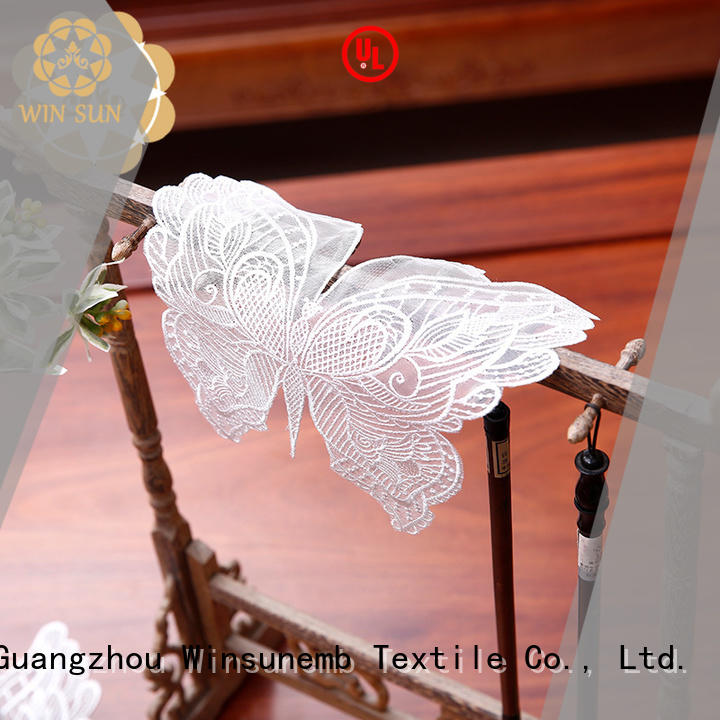 professional lace coasters place bulk production for sideboards