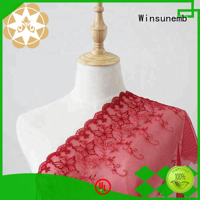 floral bridal lace by the yard order now for apparel