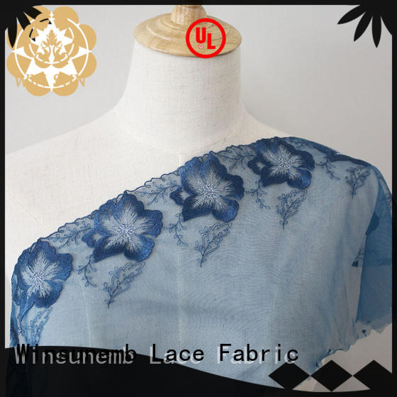 Winsunemb 100nylon lace for sale order now for underwear