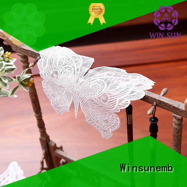 Winsunemb Brand traditional butterflyshaped beautiful where to buy lace doilies