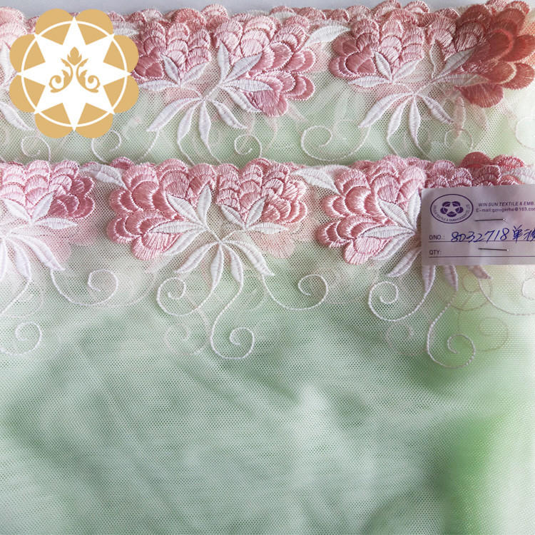 Winsunemb different color guipure lace fabric bulk production for apparel-3