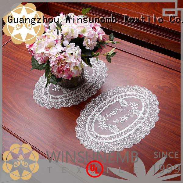 superior where to buy lace doilies producer for sideboards Winsunemb