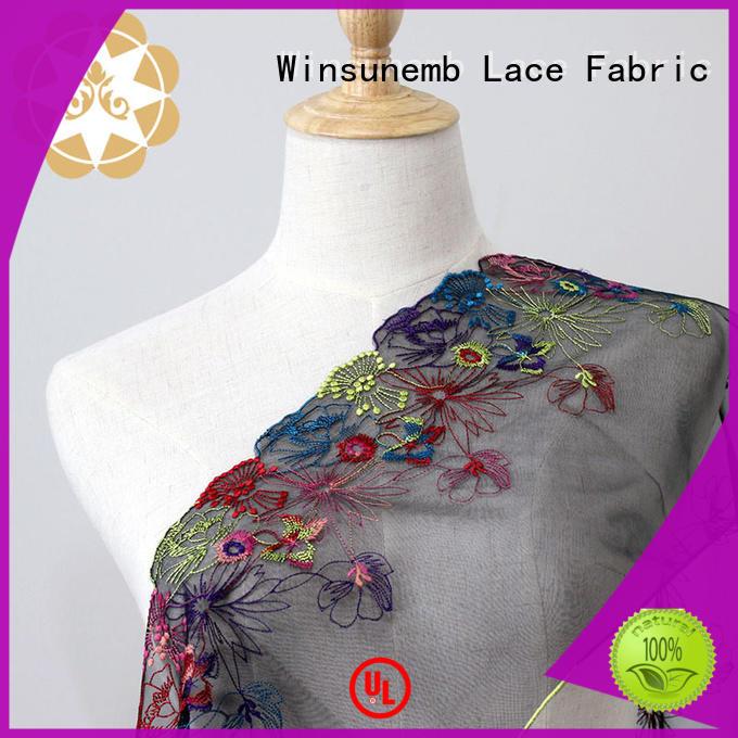 red lace fabric ripples wear Warranty Winsunemb