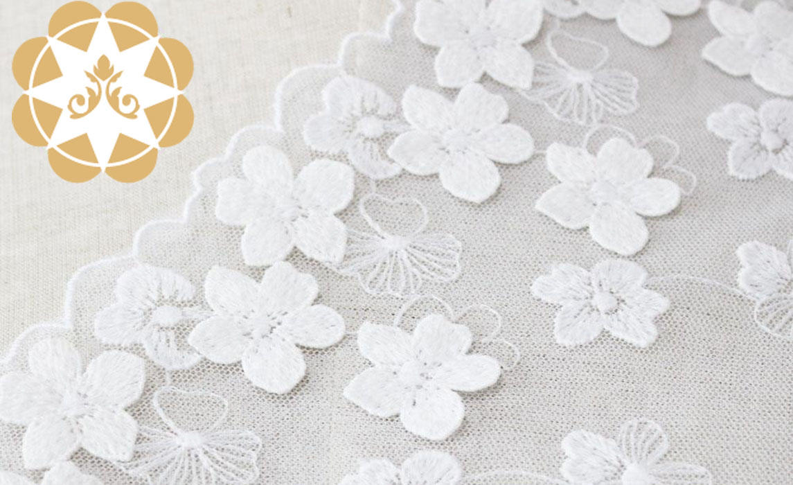 Winsunemb -High-quality Lace Fabric Online | Embroidery Lace Fabric 100polyester-1