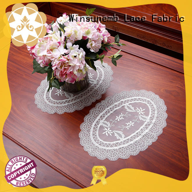 where to buy lace doilies beautiful for sideboards Winsunemb