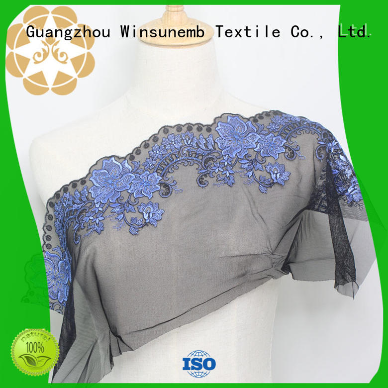 bridal lace for manufacturer for underwear